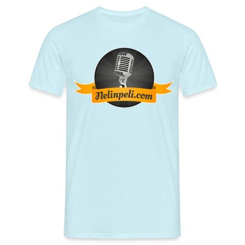 Nelinpelin logo - Miesten t-paita