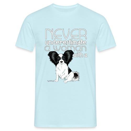 papiunderestimate3 - Miesten t-paita