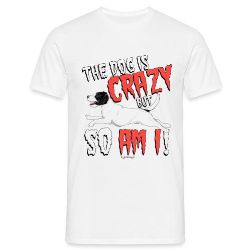 parsoncrazy3 - Men's T-Shirt