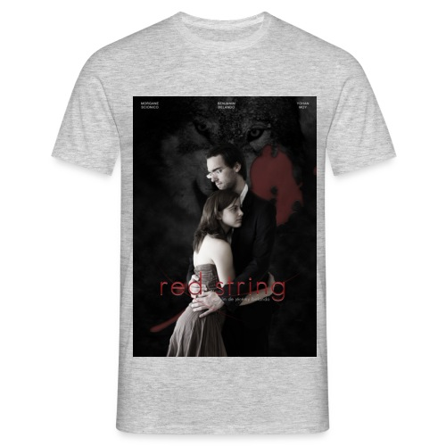 affiche Red String - T-shirt Homme