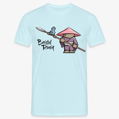 Spearbear_V2---LIGHT - Men's T-Shirt