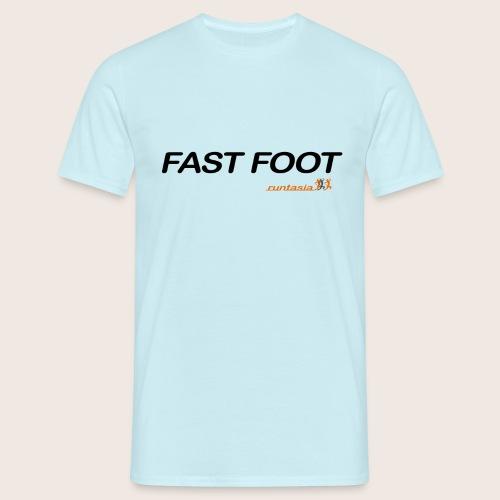 fast foot - Männer T-Shirt