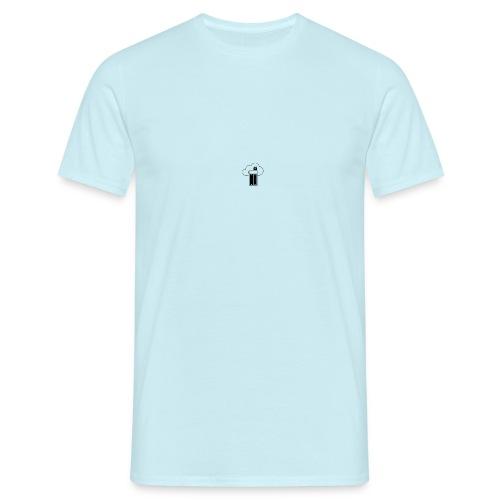 122516546 - Herre-T-shirt