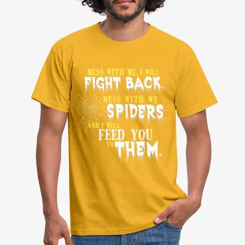 My Spiders - Miesten t-paita