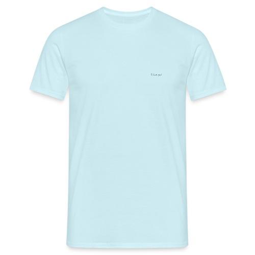 I Love YOU - Männer T-Shirt
