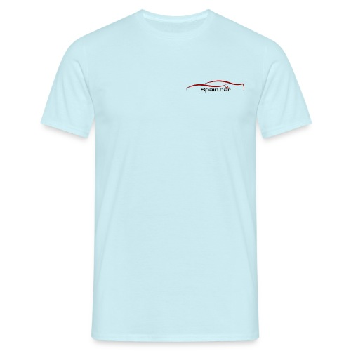 spain car - Camiseta hombre