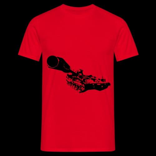 panzerhaubitze - Männer T-Shirt