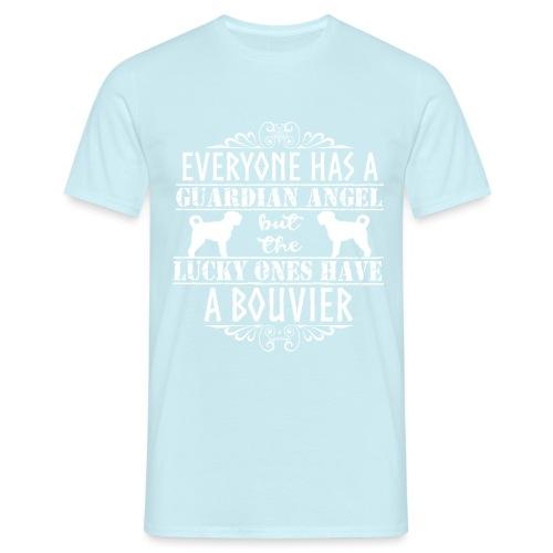 Bouvier Angels 4 - Men's T-Shirt