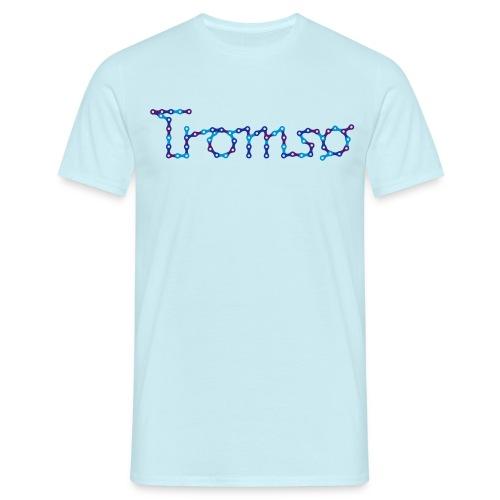 SYKKELTROMSØ - T-skjorte for menn