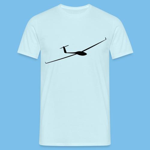 Segelflugzeug GP14 Segelflieger Geschenk gleiten - Männer T-Shirt