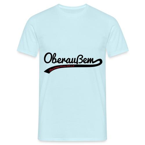 OVV Swoosh 2farbig - Männer T-Shirt