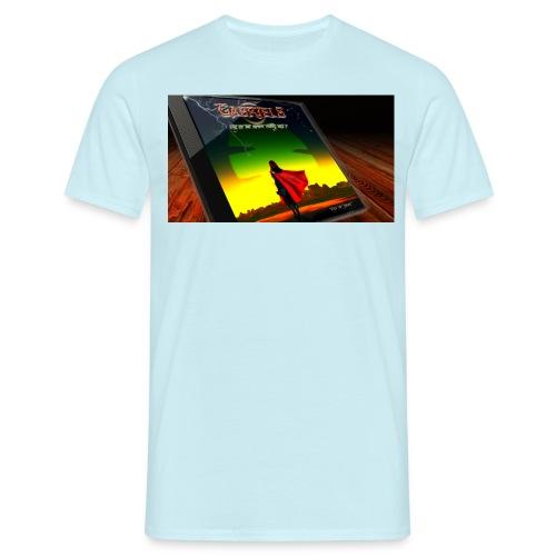 mockup fist - Maglietta da uomo