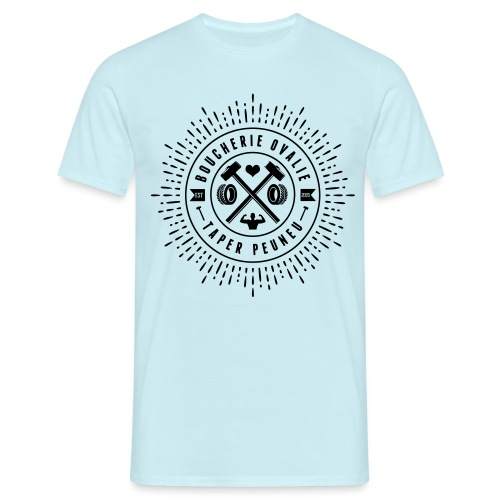 Taper Peuneu 2017 - T-shirt Homme