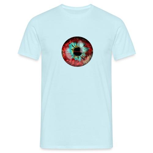 Silverline Auge - Männer T-Shirt