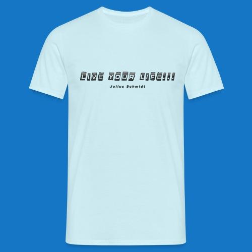 julle - Männer T-Shirt