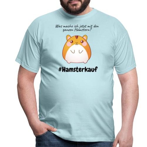 Ganze Hamster - Männer T-Shirt