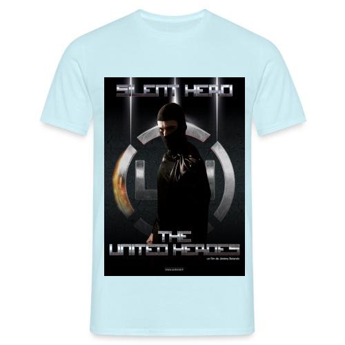 affiche Silent Hero UH - T-shirt Homme