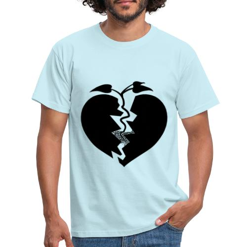 Heart of Hope - T-shirt herr