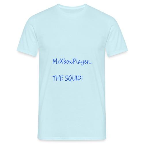 MrXboxPlayer The SQUID - Men's T-Shirt