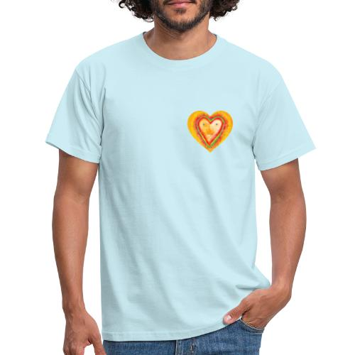 Heartface - Men's T-Shirt