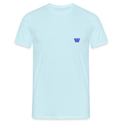 Weif logo - Männer T-Shirt