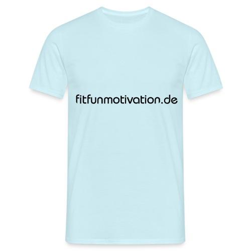 ffm schriftzug - Männer T-Shirt