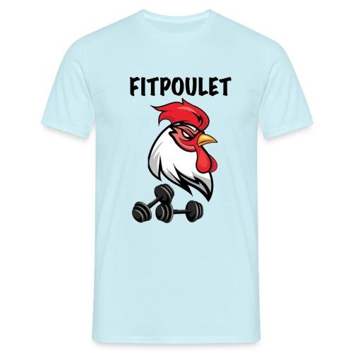 Kalu FITPOULET - T-shirt Homme