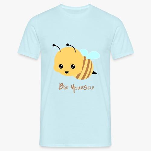 Bee Yourself - Herre-T-shirt
