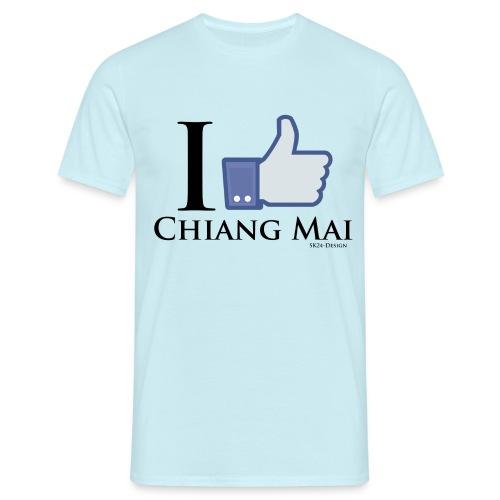 I Like Chiang Mai - Männer T-Shirt