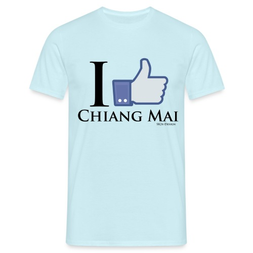 I Like Chiang Mai - Men's T-Shirt