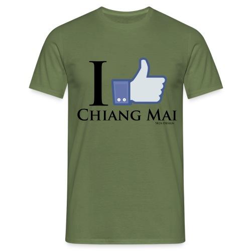 I Like Chiang Mai - Men's T-Shirt