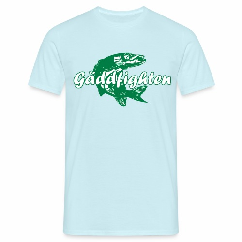 fightlogo5 - T-shirt herr