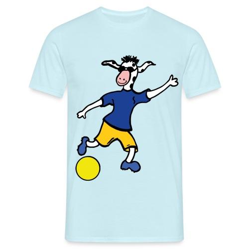 Cowly Fussball Top - Männer T-Shirt