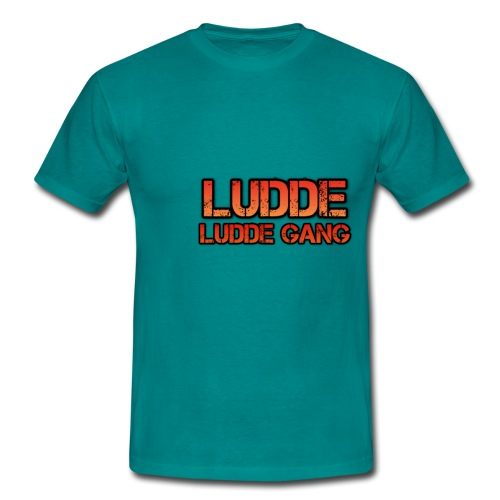 LUDDE GANG - T-shirt herr