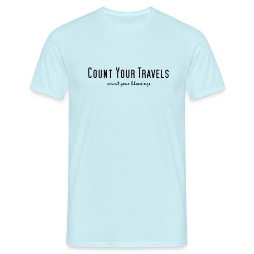 Special Edition ( Front + Back design ) - Men's T-Shirt