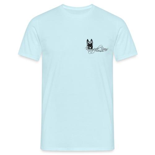 Zeichnungneudick - Männer T-Shirt