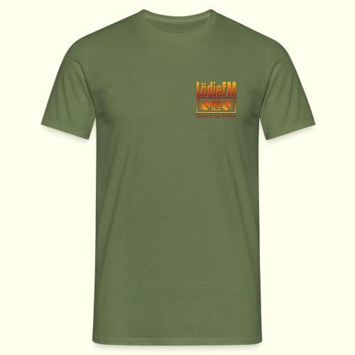 LödieFM Logo01 - Männer T-Shirt