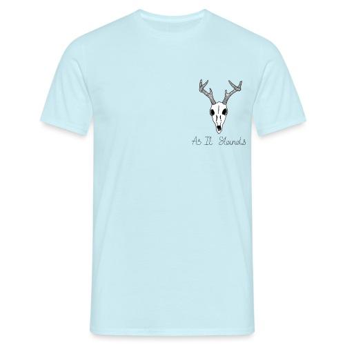 corner print png - Men's T-Shirt