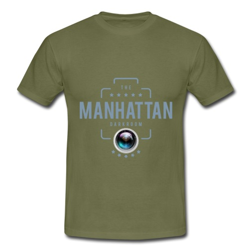 MANHATTAN DARKROOM VINTAGE - T-shirt Homme