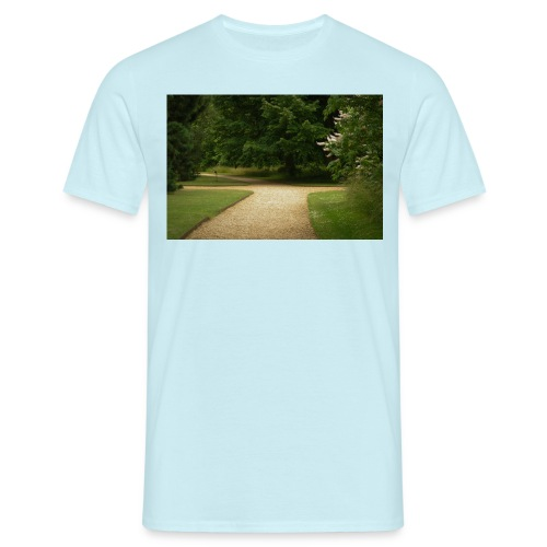 Cross Roads - Men's T-Shirt