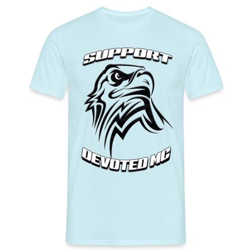 SUPPORT DEVOTEDMC E - T-skjorte for menn
