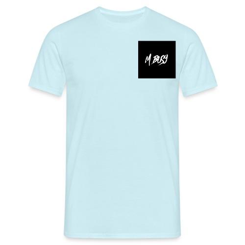 NEW M BUSY MERCH - Men's T-Shirt