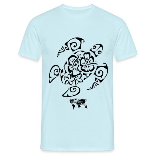 Tartaruga Polinesiana - Maglietta da uomo
