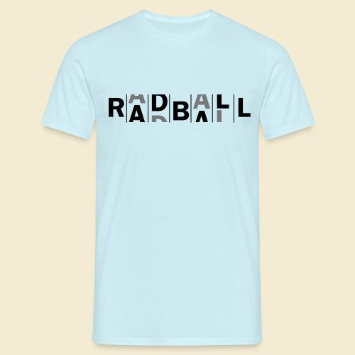Radball - Männer T-Shirt