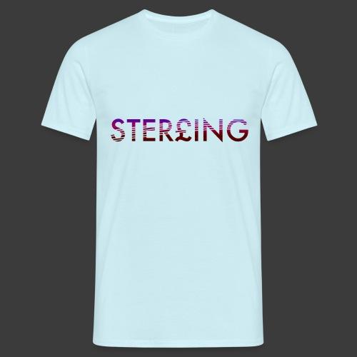 STER£ING STREAKS - Men's T-Shirt