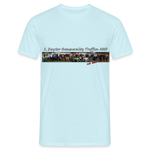 shirtgruppevinerhand - Männer T-Shirt