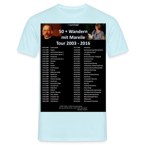 WMM 50 V3 png - Männer T-Shirt