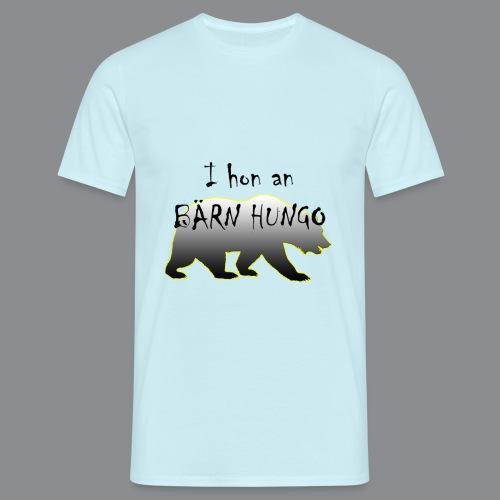 i hon an Bärn hungo - Männer T-Shirt