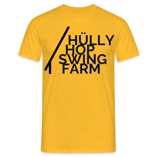 Hülly Hop Minimal - Männer T-Shirt