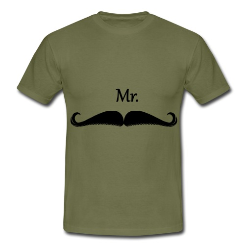 Mr - T-shirt Homme
